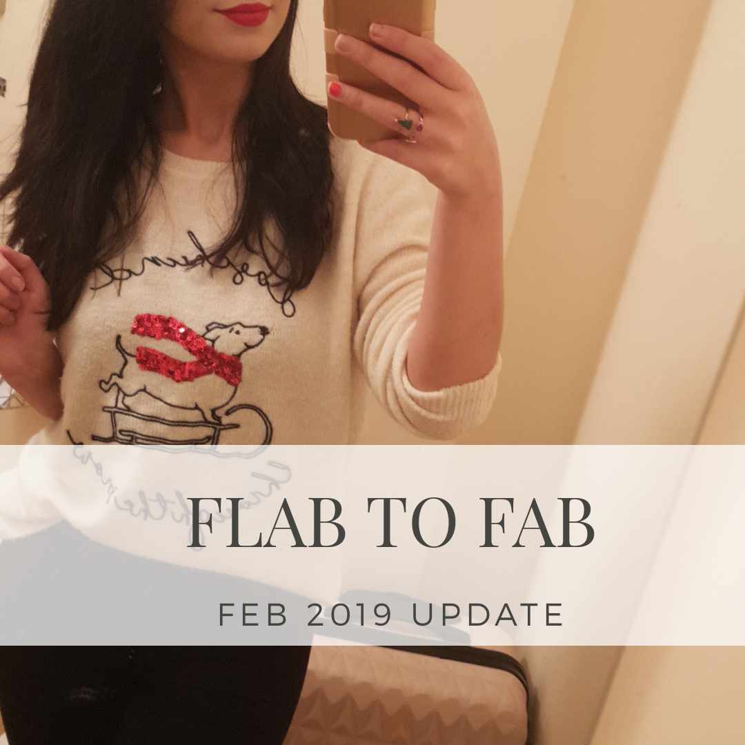 February 2019 Update – Belle Chic